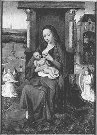 Vierge à l'Enfant (suiveur de Bosch) NB.jpg
