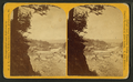 View from Prospect Rock, north, by M. A. Kleckner.png
