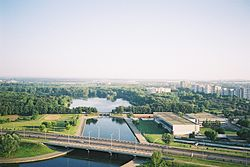 View of Victory Park Minsk.jpg