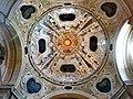 Vigevano, chiesa del SS. Crocifisso o Cristo della Resega - interno - la cupola.jpg