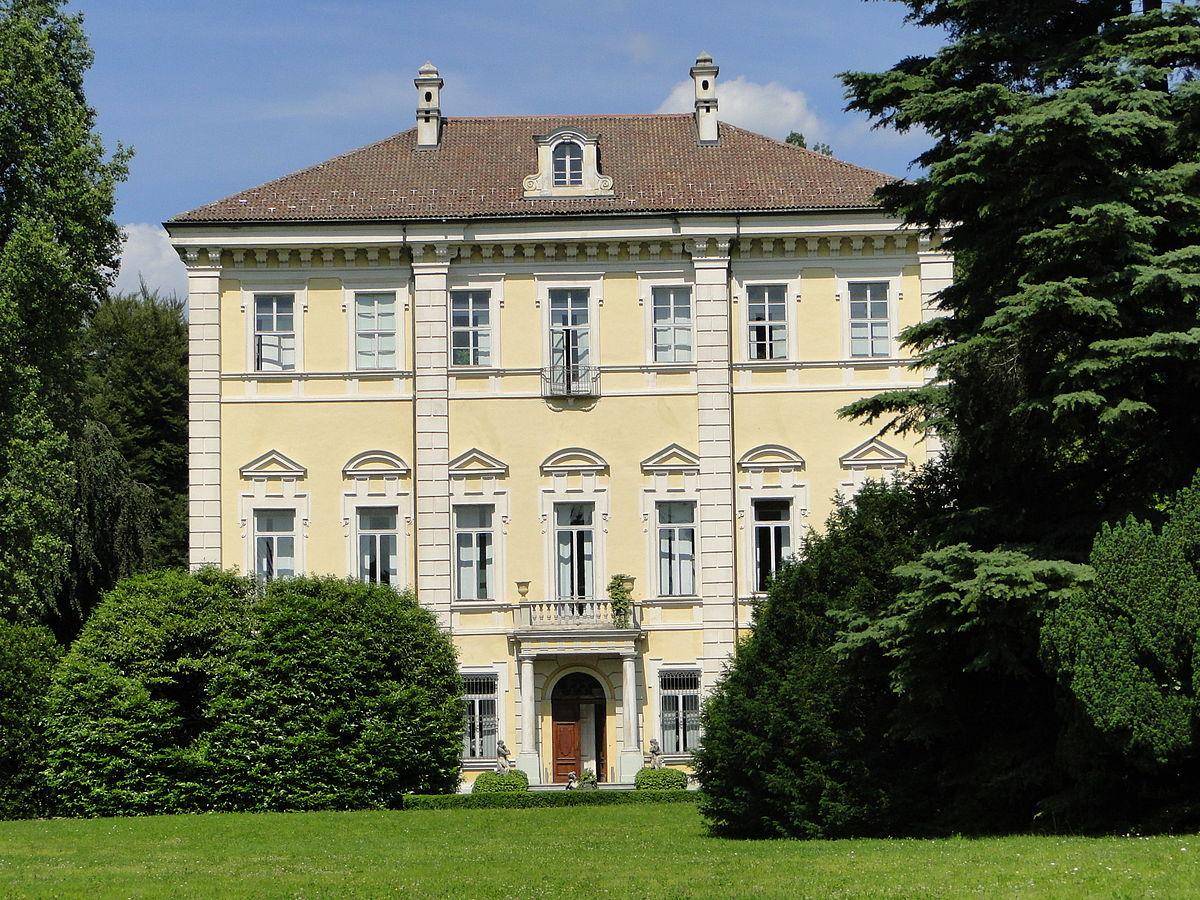 Villa abegg wikipedia for Casa di piantagioni del sud