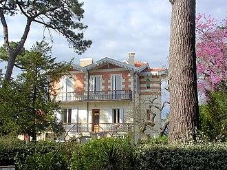 Arcachon villa - An Arcachon villa or Arcachonnaise