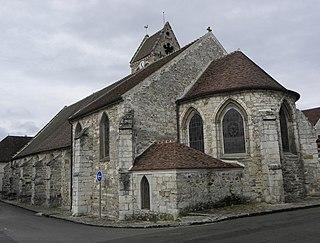Villeneuve-sur-Bellot Commune in Île-de-France, France