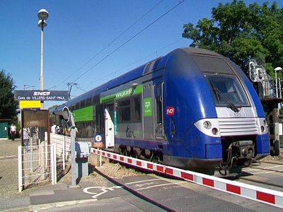 Gare de Villers-Saint-Paul