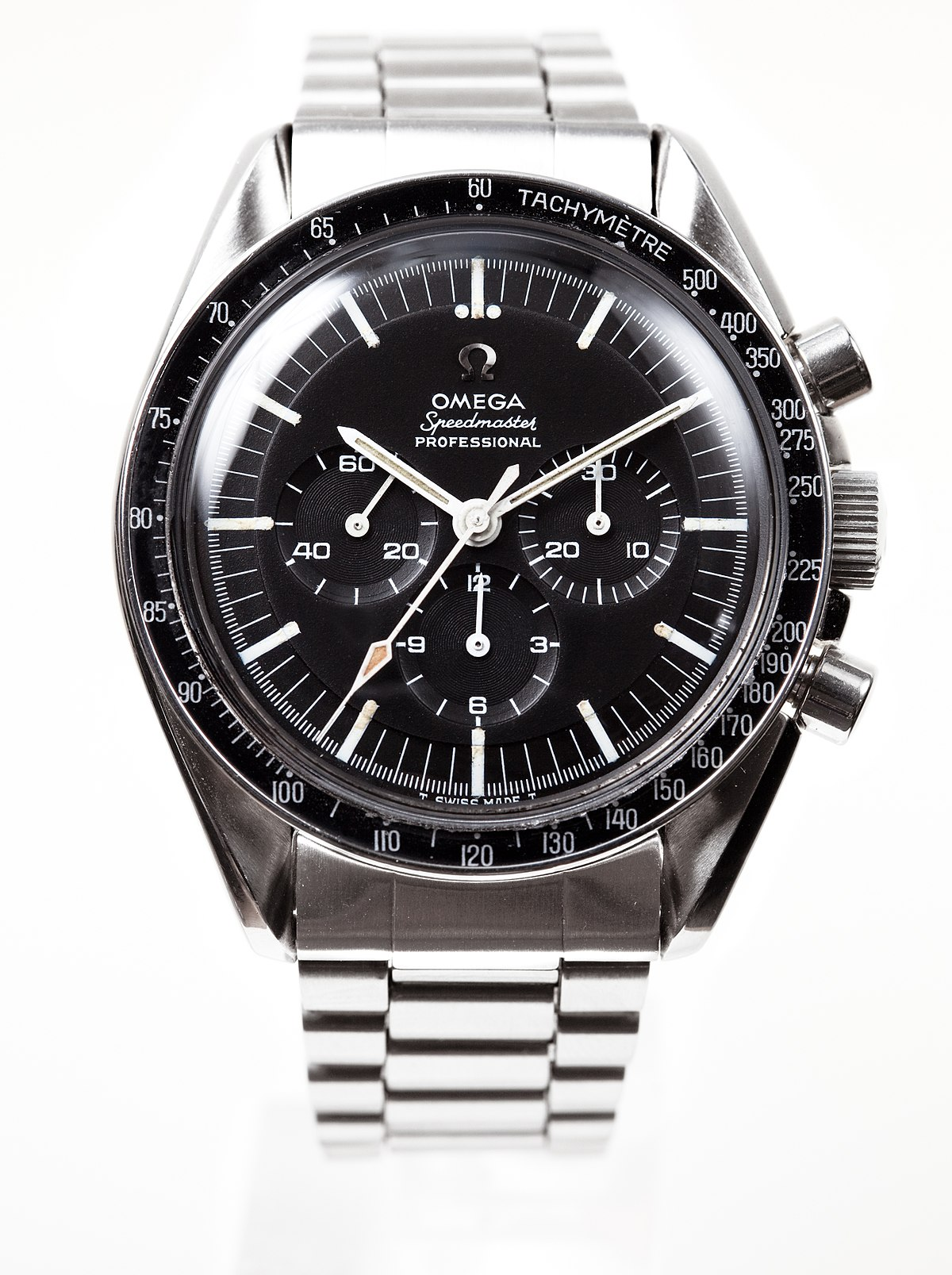 a omega product en dial bezel moonwatch with chronograph and us vuec watches bracelet case chrono black in speedmaster steel sp