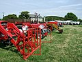 Vintage tractor display - geograph.org.uk - 1367238.jpg