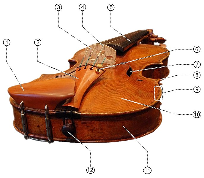 Fichier:Violin made in about 1770-numbered.jpg