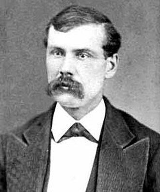 Nicholas Porter Earp - Virgil Earp