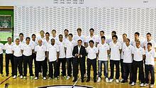 Presentazione della squadra per la stagione 2011 2012 - Faraoni casalinghi ...