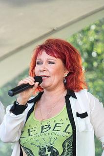 Vicky Rosti Finnish singer