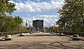 Vista de Lafayette desde el puente de Main St, Indiana, Estados Unidos, 2012-10-15, DD 01.jpg