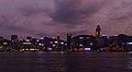 Vista del Puerto de Victoria desde Kowloon, Hong Kong, 2013-08-11, DD 05.JPG