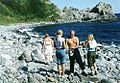 Vladimir Putin with family in Primorsky Krai 2002-1.jpg
