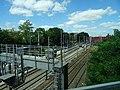 Voies et début de la gare de Pierrefitte - Stains RER D.jpg