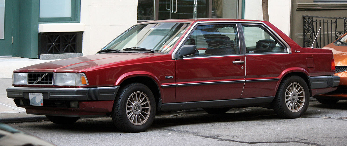 Mercedes For Sale >> Volvo 780 – Wikipedia, wolna encyklopedia