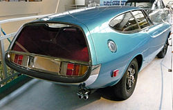 Volvo P1800 - Wikipedia's Volvo P1800 as translated by ...
