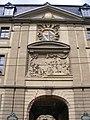 Würzburg - Juliusspital (Gaststätte an der Juliuspromenade), Außenansicht.jpg