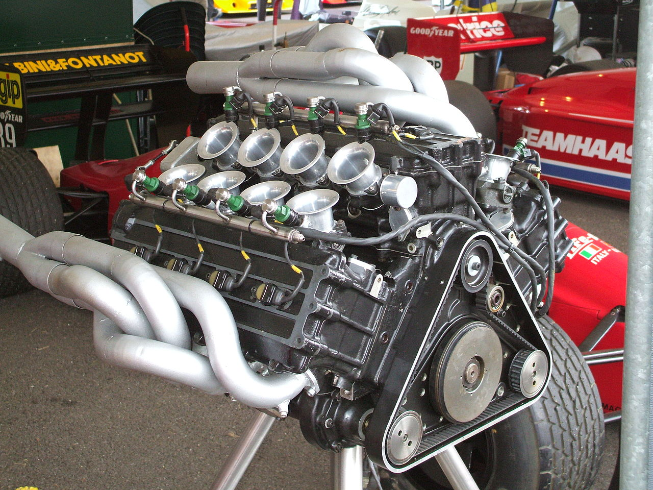 F1 V6 turbos are more powerful than V8s or V10s says ...