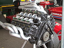 A 1990 W12 3 5 Formula One Engine From The Life F1 Car
