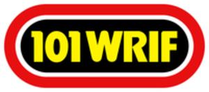 WRIF - Image: WRIF logo