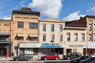WTYM - Studio at 114 South Jefferson Street in downtown Kittanning