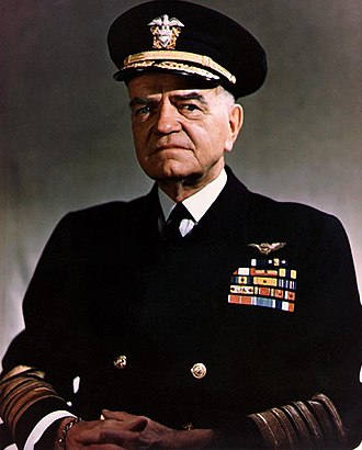 William Halsey Jr. - Image: W Halsey