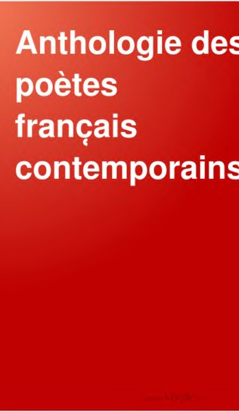 File:Walch - Anthologie des poètes français contemporains, t3.djvu