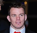 Wales and British and Irish Lions Hooker, Matthew Rees. Wales Grand Slam Celebration, Senedd 19 March 2012.jpg