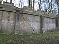 Wall of disused reservoir - geograph.org.uk - 1204113.jpg