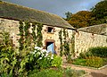 Walled garden at Fyvie Castle - geograph.org.uk - 577879.jpg