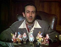Disney e seu Oscar especial: os Sete Anões.