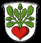 Wappen der Gemeinde Egelsbach