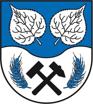 Gröben - Image: Wappen Groeben