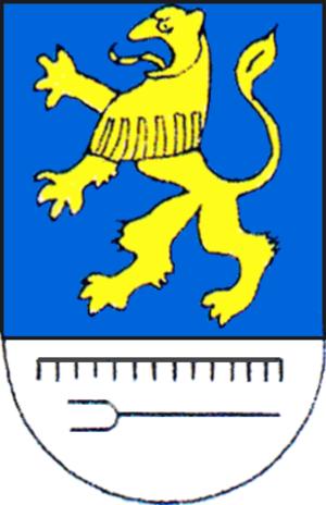 Schwarzburg (municipality) - Image: Wappen Schwarzburg