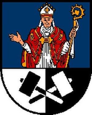 Ulrichsberg - Image: Wappen at ulrichsberg