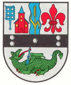 Niederkirchen - Image: Wappen von Niederkirchen