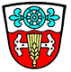 Coat of arms of Saaldorf-Surheim