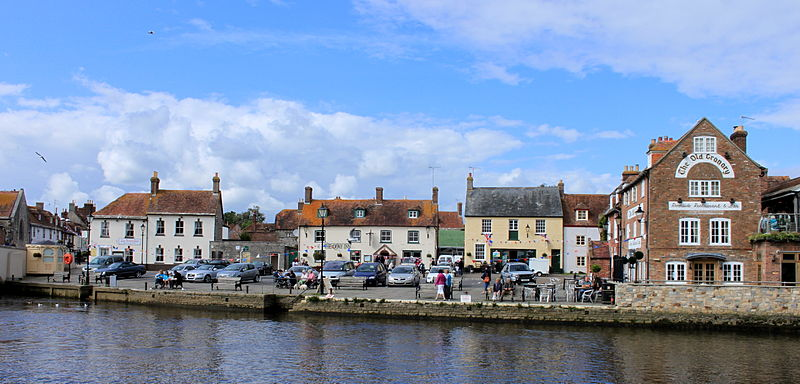 File:Wareham - The Quay.jpg