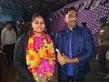 Warm Welcome Of Radhika Kumari.jpg