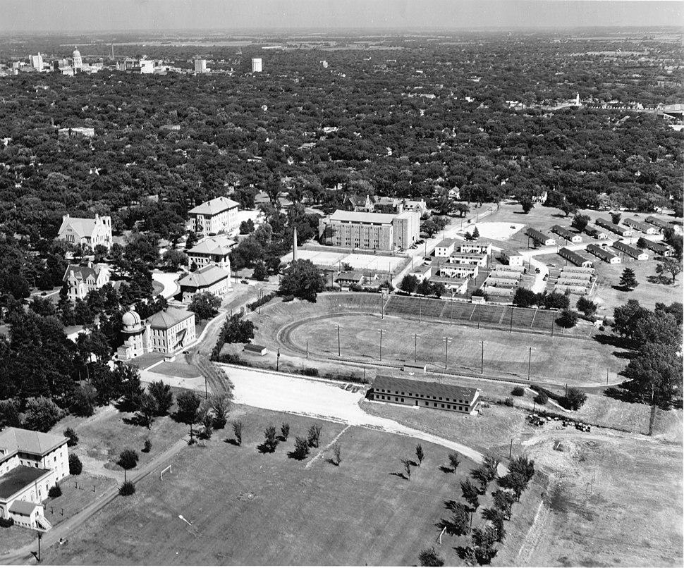 Washburn, Topeka, Kansas, 1948