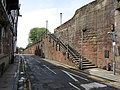 Water Tower Street and the city walls - geograph.org.uk - 1356901.jpg