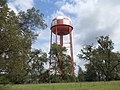 Water tower on Randall H Whiddon Dr., SW of Ashburn.JPG