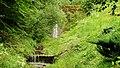 Waterfall, Węgierska St., Czchów.JPG