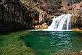 Waterfall Trail at Fossil Creek (25189378840).jpg