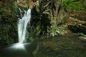 District of Mitrovica - Waterfall in Bajgora Village