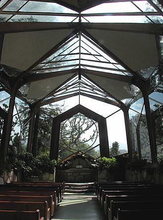 Wayfarers Chapel - Image: Wayfarers.3