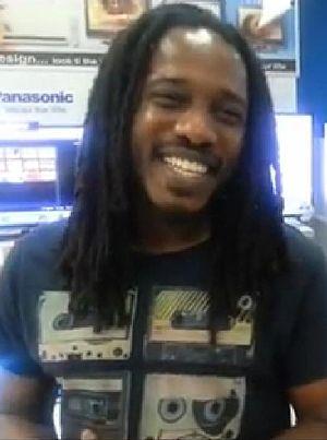 Wayne Marshall (deejay) - Wayne Marshall in 2012