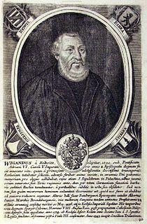 Weigand of Redwitz Bishop of Bamberg