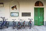 Wels Dragonerkaserne Osthof Südtrakt Reithalle.jpg