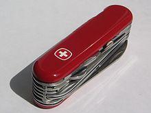 schweizer taschenmesser marke